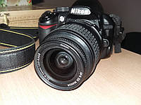 Аудіо та відіо техніка -> Фотоаппарати -> дзеркальна фотокамера з зарядкою -> Nikon -> D3100Body ->