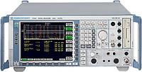 Стационарный анализатор спектра и сигналов R&S FSQ
