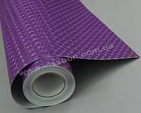 Пленка 4D CAT EYES фиолетового цвета, Orajet