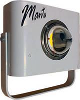 Виброустойчивый светодиодный (LED) прожектор MANTA PL5L90VP для установки на краны высотой до 8 метров
