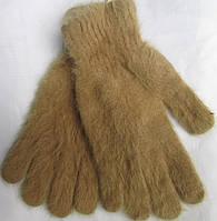 Перчатки женские стразы RuBi