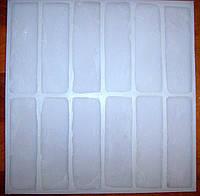 Форма для гипсовой плитки Клинкерный кирпич