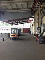 Изготовление и монтаж Котельных, складов, рамп, навесов, помещений хозяйственных, встроенных в склады офисов.