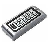 Антивандальная кодовая клавиатура Keycode со встроенным считывателем карт Doorhan