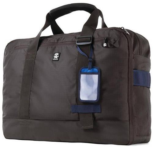 """Многофункциональная сумка для ноута до 17"""" Crumpler Track Jack Board Case (deep brown) TJBC-003 коричневый"""