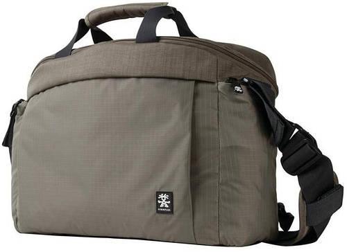 """Удобная сумка для ноутбука 15,6"""" и поездок Crumpler Track Jack Daytripper (golden weed) TJDT-002 темный беж"""