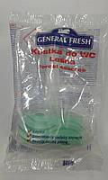 Однокомпонентный антибактериально - ароматический блок для унитазов General Fresh Лесной, 30 г