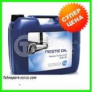 Минеральное моторное масло NESTE Turbo LXE 15W-40 (20)