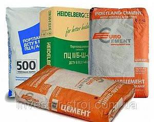 купить цемент Харьков