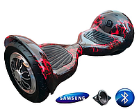 "Smart Balance Wheel 10"" Red Flash"