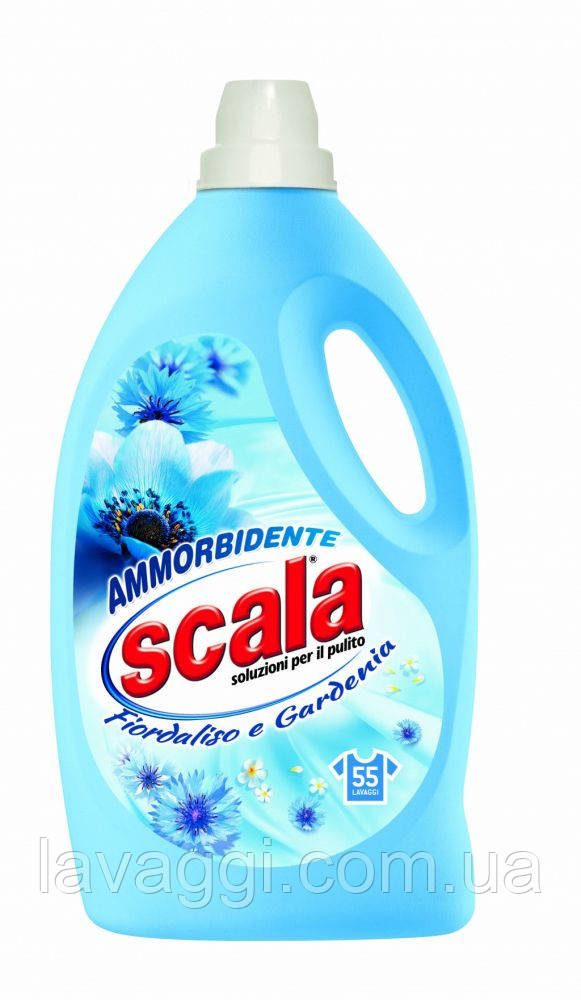Кондиционер-ополаскиватель  Scala Ammorbidente Fiordaliso e Gardenia 3025 ml