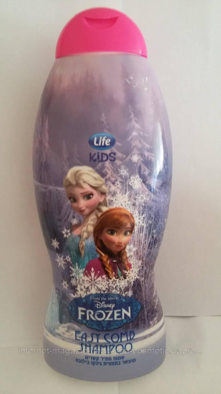 Детская шампунь без слез для облегчения расчесывания Life