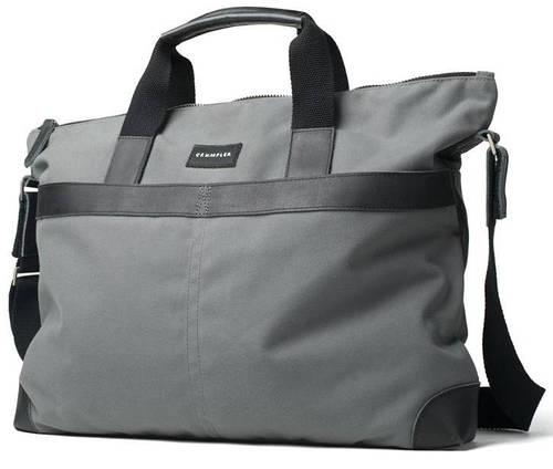 "Неповторимая сумка для ноутбука 15"" 9 л.BETTY BLUE BUSINESS TABLET Crumpler BEBSL15-003 серый"
