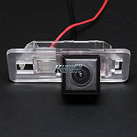 Штатная камера заднего вида BMW 3, 5, X5 c LED подсветкой