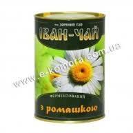 Иван чай ферментированный с ромашкой (100грам)
