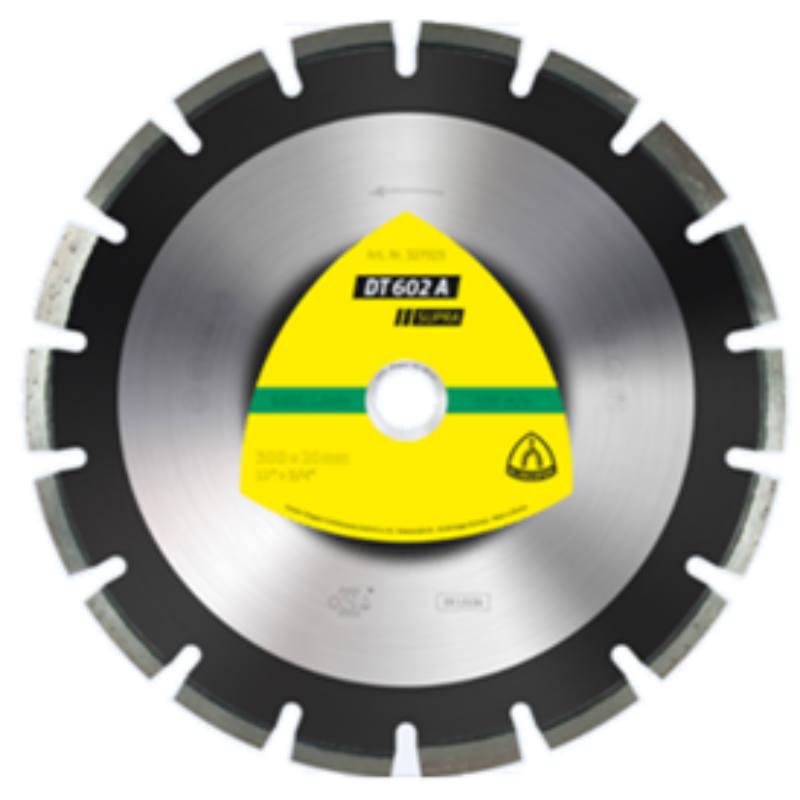 Алмазный отрезной круг Klingspor DT 902 A Special 300x2,8x25,4/18w/12
