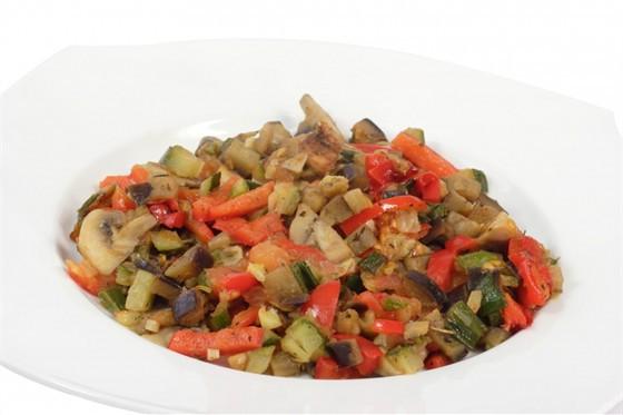 Рагу овощное замороженное, минимальная фасовка для заказа 2,5кг, в ящике 10 кг