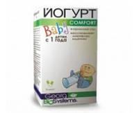 Йогурт ВABY Comfort капс.№30 (Георг Биосистемы ) - Профилактика и лечение дисбактериоза, склонность к запорам.