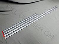 Молдинги на двери (окрашены) передние задние GMC Yukon XL 2015-17 новые оригинал