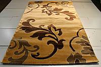 Рельефный ковер Friese Gold 8747 бежевый прямоугольный