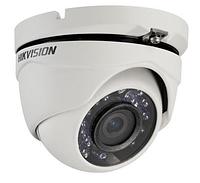 Купольная Turbo HD видеокамера Hikvision DS-2CE56C0T-IRM (3.6 мм)