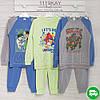 Пижама на мальчика 5_6_7года, , хлопок-интерлок, 2215инк, в наличии 116,122,128  Рост