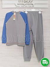 Пижамы детские 116см, хлопок-интерлок,  хлопок-интерлок, 2215инк, в наличии 116,122,128  Рост, фото 2