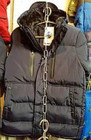 Куртка зимняя на мальчика подросток GLO-STORY
