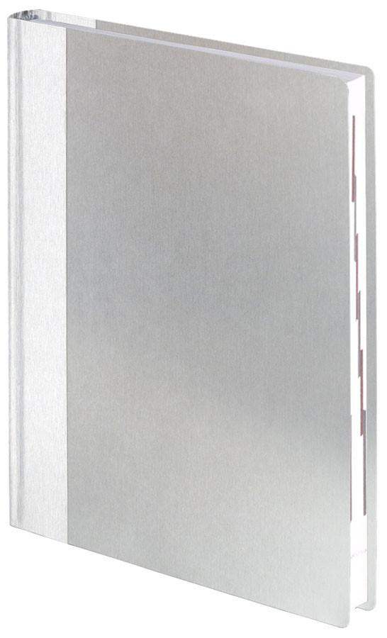 Ежедневник датированный 2020 BRUNNEN Aluminium