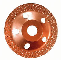 Твердосплавный чашечный шлифкруг Bosch 115 мм выпуклый крупный 2608600178 (2608600178)