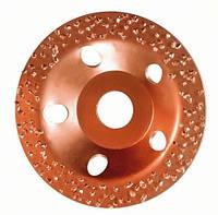 Твердосплавный чашечный шлифкруг Bosch 115 мм выпуклый средний 2608600179 (2608600179)