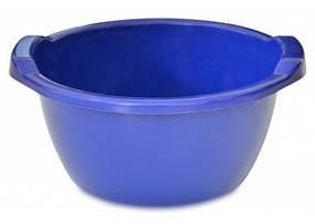 Таз пластиковый круглый, пищевой, 12 л (66-452) шт.