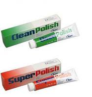 Набор полировальных паст Clean Polish + Super Polish