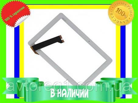 Сенсорне скло Asus ME102 K00F Білий,чорний