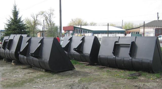 Ковши для погрузчиков