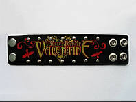 Bullet For My Valentine напульсник