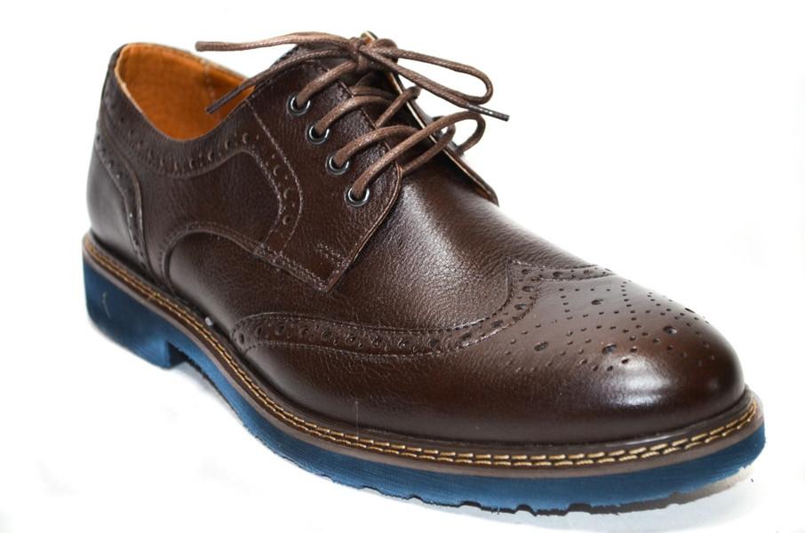 Мужские туфли-броги (арт.2947017)