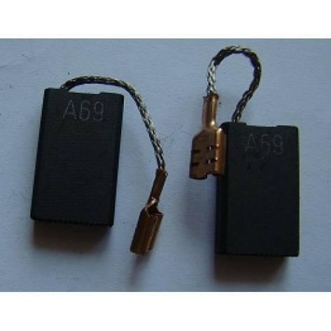 Щетки Bosch A-69 (GSH 11E) 6х16 оригинал 1617014126, фото 2