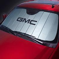 GMC Yukon 2015-17 защита от солнца на лобовое стекло новая оригинал