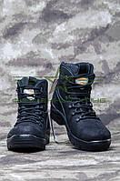 Ботинки Ультра нубук (без вставок)