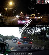 Видеорегистратор G6W FullHD, Novatek 96650, HDR, фото 3