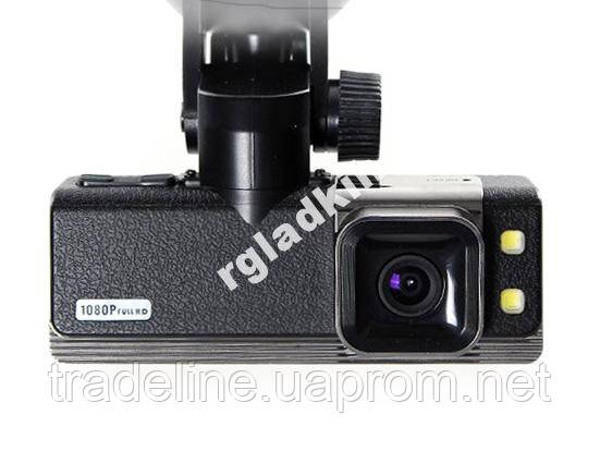 Видеорегистратор GS2000, FULLHD, G-сенс, СУПЕРЦЕНА