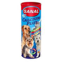 SANAL (Санал) Сalcium Plus витамины с кальцием для собак, порошок, 300 г.