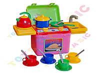 """Іграшка кухня """"Галинка 8 ТехноК""""  2377"""