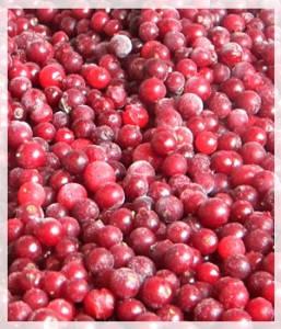 Смородина красная замороженная 2,5кг