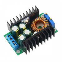 Понижающий импульсный стабилизатор напряжения и тока XL4016 регулируемый