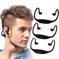 Оригинальные беспроводные Bluetooth наушники S9 Sport Wireless Bluetooth 4.0 с микрофоном для Iphone и Android