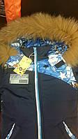 Зимний комбинезон +куртка 28р (2-3 г), 32 р.(4-5 лет), 34 (5-6 лет)(натуральная опушка) для мальчика