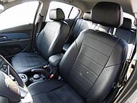 Автомобильные чехлы из экокожи  Audi A3 Sd/Hb 2012-