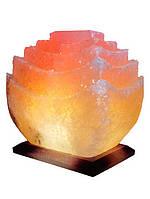 Бахмут Соляной светильник Пагода 5-6 кг цветная лампа